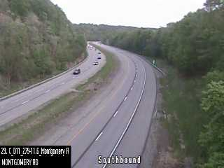 I-279 @ Montgomery Rd (CAM-11-095) - Pennsylvania