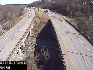 I-79 @ Clever Rd (CAM-11-108) - Pennsylvania