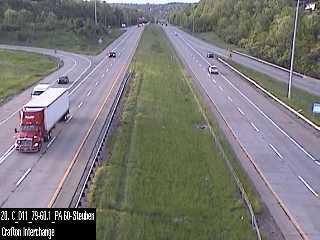 I-79 @ PA-60 (Steubenville Pike) (CAM-11-134) - Pennsylvania