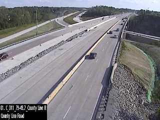 I-79 @ County Line Rd (CAM-11-159) - Pennsylvania