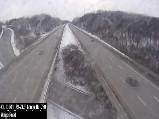 I-79 @ Mingo Rd (MM 73.9) (CAM-11-166) - Pennsylvania