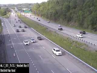 I-79 @ Wexford Run Rd (MM 75.1) (CAM-11-167) - Pennsylvania