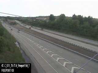 I-79 @ Freeport Rd (MM 77.4) (CAM-11-170) - Pennsylvania