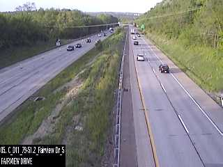 I-79 @ MM 51.2 Fairview Drive (CAM-11-217) - Pennsylvania