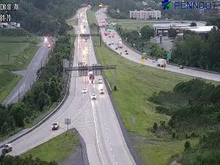 I-81 @ I-83 (Exit 70) (CAM-08-008) - USA