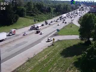 I-83 @ S 13th St (Exit 44A) (CAM-08-018) - USA