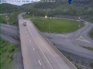 I-80 W @ Eagle Valley Rd (RT-150) (CAM-02-006) - Pennsylvania