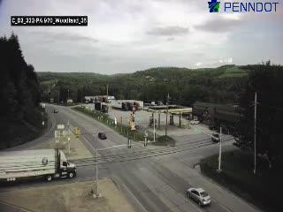 SR-322 @ SR-970 (CAM-02-032) - Pennsylvania