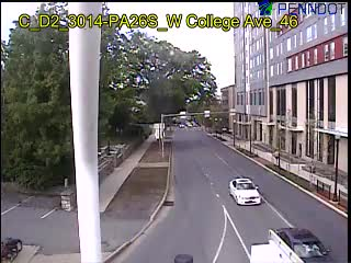 SR-3014 (Atherton St) @ West College Ave (CAM-02-040) - Pennsylvania