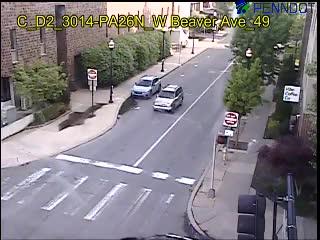 SR-3014 (Atherton St) @ West Beaver Ave (CAM-02-042) - Pennsylvania