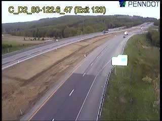 I-80 Exit 123 (CAM-02-041) - Pennsylvania