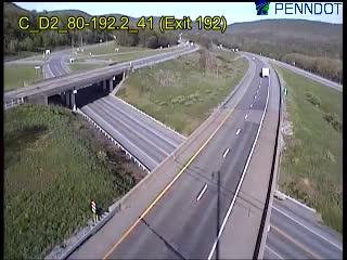 I-80 Exit 192 (CAM-02-036) - Pennsylvania