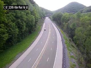 SR 322 Westbound (bottom 7 mtns) (CAM-02-050) - Pennsylvania