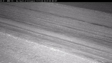 Arlington - 3 miles south of town along US-81 @ MP 115 - Camera Looking East - South Dakota