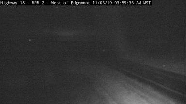 Edgemont - West of town along US-18 @ MP 1.7 - Camera Looking East - South Dakota