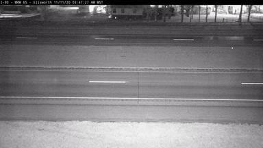 Ellsworth - 4 miles east of town along I-90 @ MP 65.2 - Camera Looking South - South Dakota