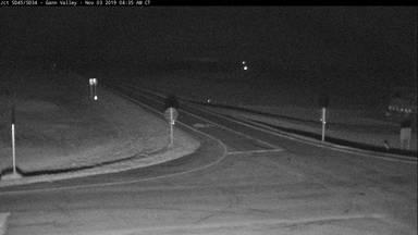 Gann Valley - SD-34 & SD-45 - Camera Looking West - South Dakota