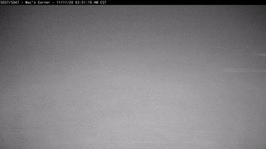 Macs Corner - SD-34 & SD-47 - Camera Looking South - South Dakota