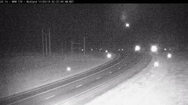 Midland - 1 mile east of town along US-14 @ MP 170 - Camera Looking Northeast - South Dakota