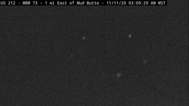 Mud Butte - 1 mile east of Mud Butte along US-212 @ MP 74 - Camera Looking Northeast - South Dakota