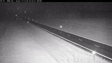 Ralph - north of town along SD-79 @ MP 226 - Camera Looking North - South Dakota