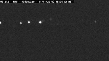 Ridgeview - US-212 @ BIA 3 - Camera Looking West - South Dakota