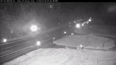 Silver City - East of town at US-385 @ SD-44 - Camera Looking East - South Dakota