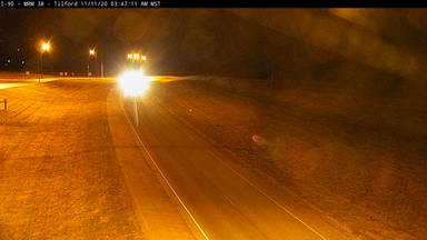 Tilford - I-90 @ MP 38 - Camera Looking West - South Dakota