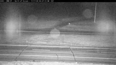 Vivian - North of town along US-83 @ MP 97 - Camera Looking East - South Dakota
