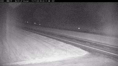 Vivian - North of town along US-83 @ MP 97 - Camera Looking North - South Dakota