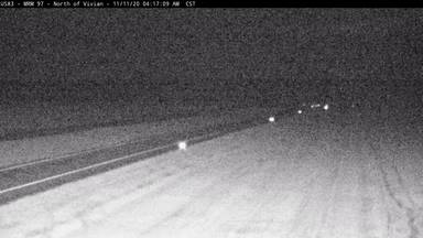 Vivian - North of town along US-83 @ MP 97 - Camera Looking South - South Dakota