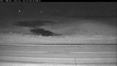 Lake City - SD-10 @ MP 339 - Camera Looking South - South Dakota