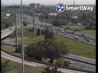 I-65 SB @ I-440 Junction ((no effective MM)) (R3_053) (127) - Tennessee