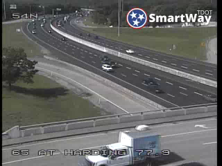 I-65 NB @ Harding Place (MM 77.83) (R3_054) (135) - Tennessee