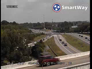 I-24 EB @ I-440 Junction ((no effective MM)) (R3_056) (155) - Tennessee