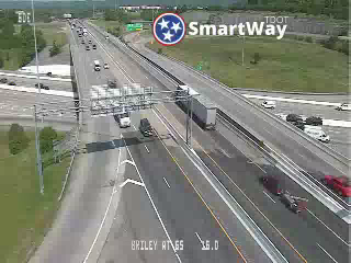 Briley Pkwy WB @ I-65 Junction (MM 16.20) (R3_060) (197) - Tennessee