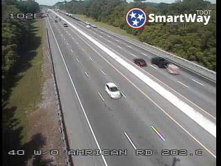 I-40 EB w/o American  Road (MM 202.01) (R3_102) (214) - Tennessee