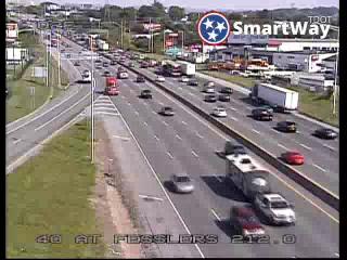 I-40 EB @ Fesslers Lane (MM 211.92) (R3_002) (321) - Tennessee