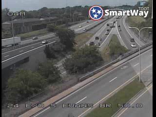 I-24 EB to I-40 WB e/o Silliman Evans Bridge (MM 49.50) (R3_004) (322) - Tennessee