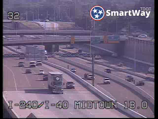 I-40/ I240 Midtown Jct. (345) - Tennessee