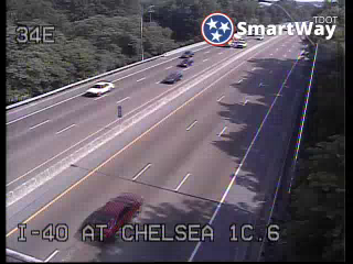 I-40 @ Chelsea Ave. (347) - Tennessee