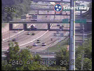 I-240 @ Union (376) - Tennessee