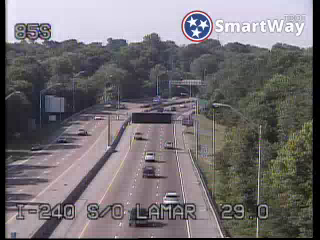 I-240 south of Lamar (378) - Tennessee