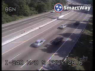 I-240 north of S. Pkwy (379) - Tennessee