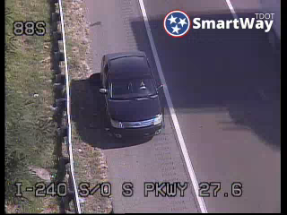I-240 south of S. Pkwy (381) - Tennessee