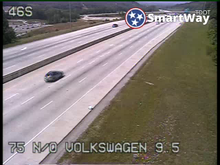 I-75 @ Volkswagen Drive (835) - Tennessee