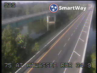 I-75 @ HIWASSEE RIVER (841) - Tennessee