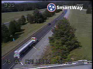 I-75 @ LAMONTVILLE/CALHOUN (842) - Tennessee