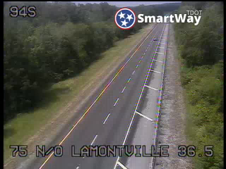 I-75 South OF LAMONTVILLE RD (843) - Tennessee