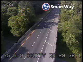 I-75 North OF COUNTY RD 29 (844) - Tennessee